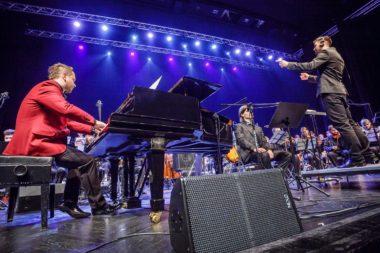 """Silesian Jazz Festival_Jazz Classical Fusion"""" JAZZ SYMPHONY Pawel Tomaszewki 2015_1"""